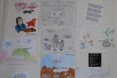 Выставка Война глазами детей