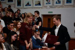 Школьники региона проверили свои знания юриспруденции на конкурсе в ВолГУ